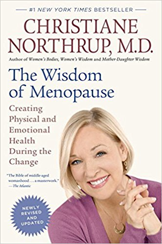 wisdom of menopause by Christianne Northrup