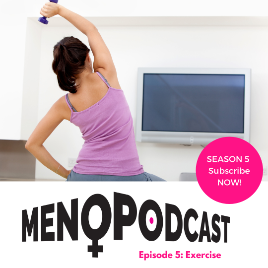 exercise is the topic of episode 5 season 5